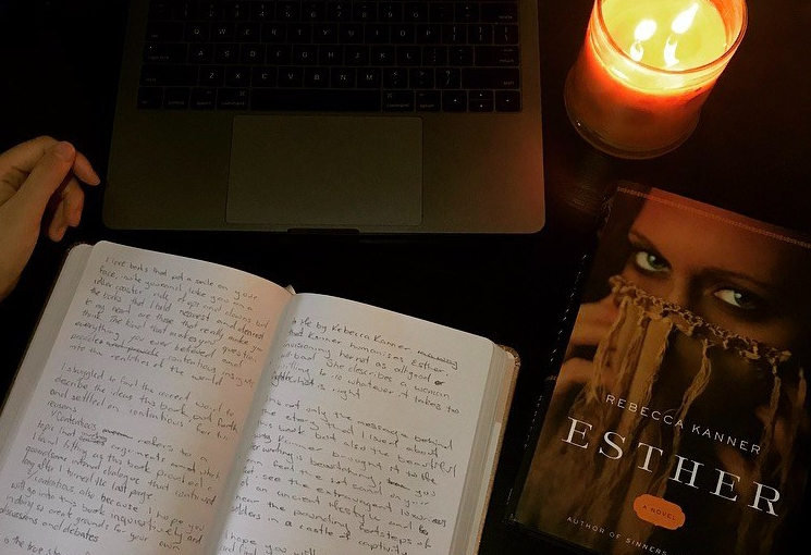 Review: 'Esther' by RebeccaKanner